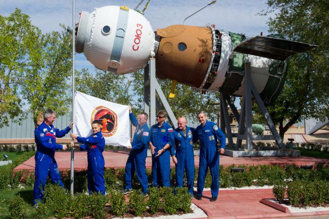 Lancement Soyouz-FG / Soyouz TMA-14M - 25 septembre 2014 - Page 3 Soyuz_99