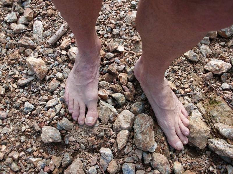 le fivefingers o piedi nudi? Cimg0012