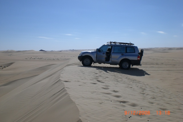 What are your overland drive(s) Summer11