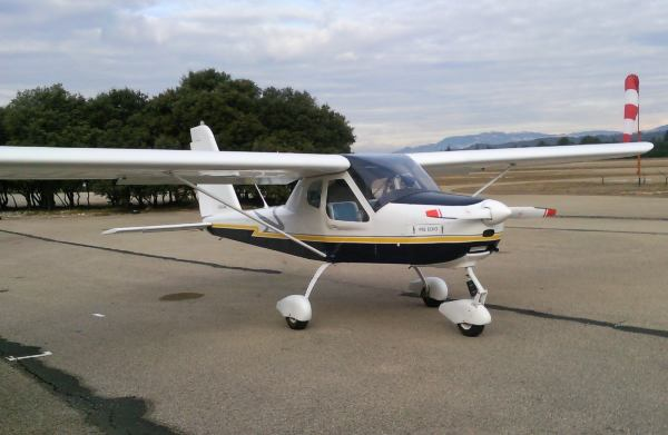 Tecnam-P92-Echo Photo010