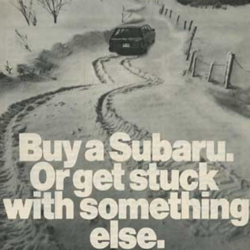 Vintage Subaru ADS Tumblr14