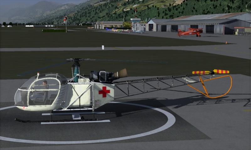 New Alouette-II Alouet11