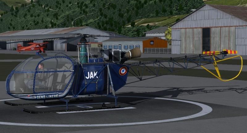 New Alouette-II Alouet12