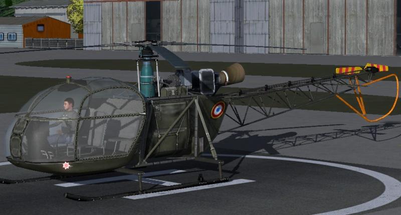New Alouette-II Alouet13