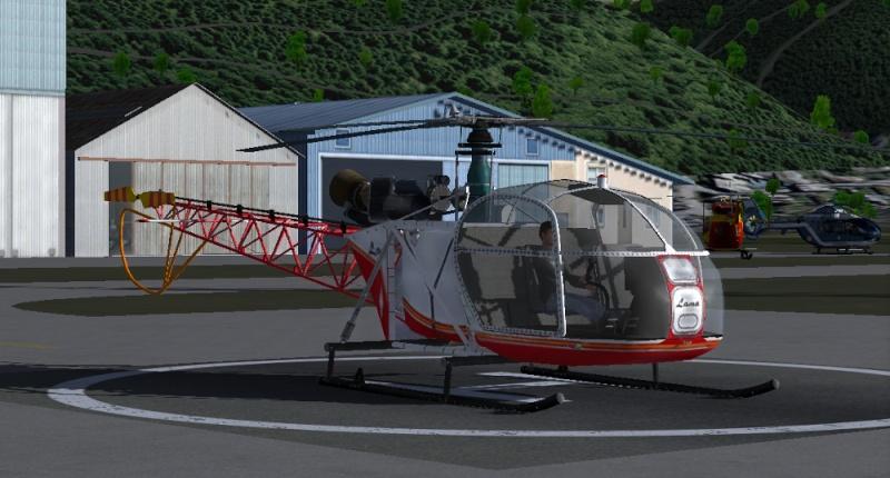 New Alouette-II Alouet15