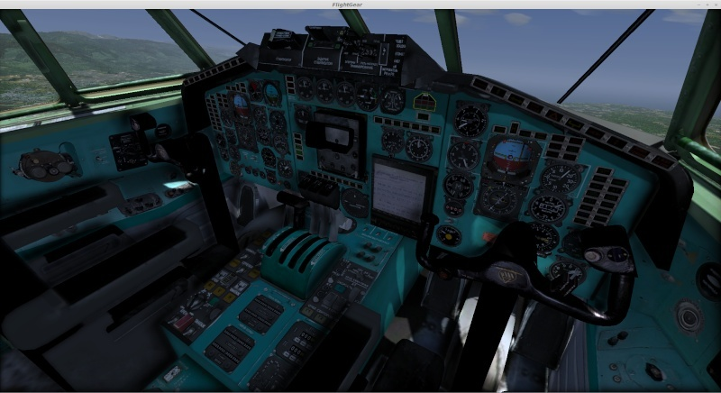 TU 154B  Captur20