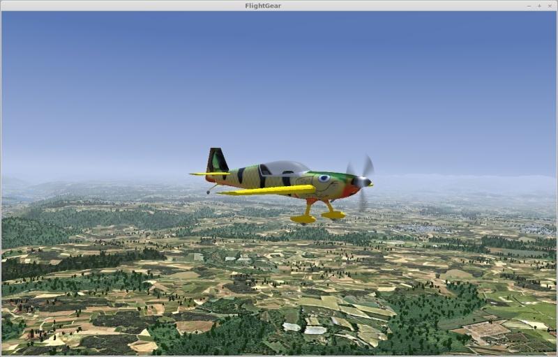 Modèles pour Virtual Red Bull Air Race Captur50