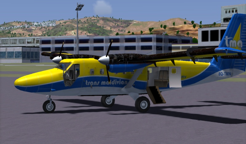 DHC 6 300 Twin Otter - Page 4 Escali10