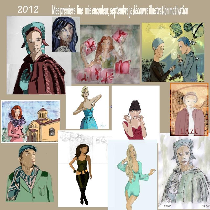 [inspi] Timeline - vos vieux dessins - Page 3 Timeli15