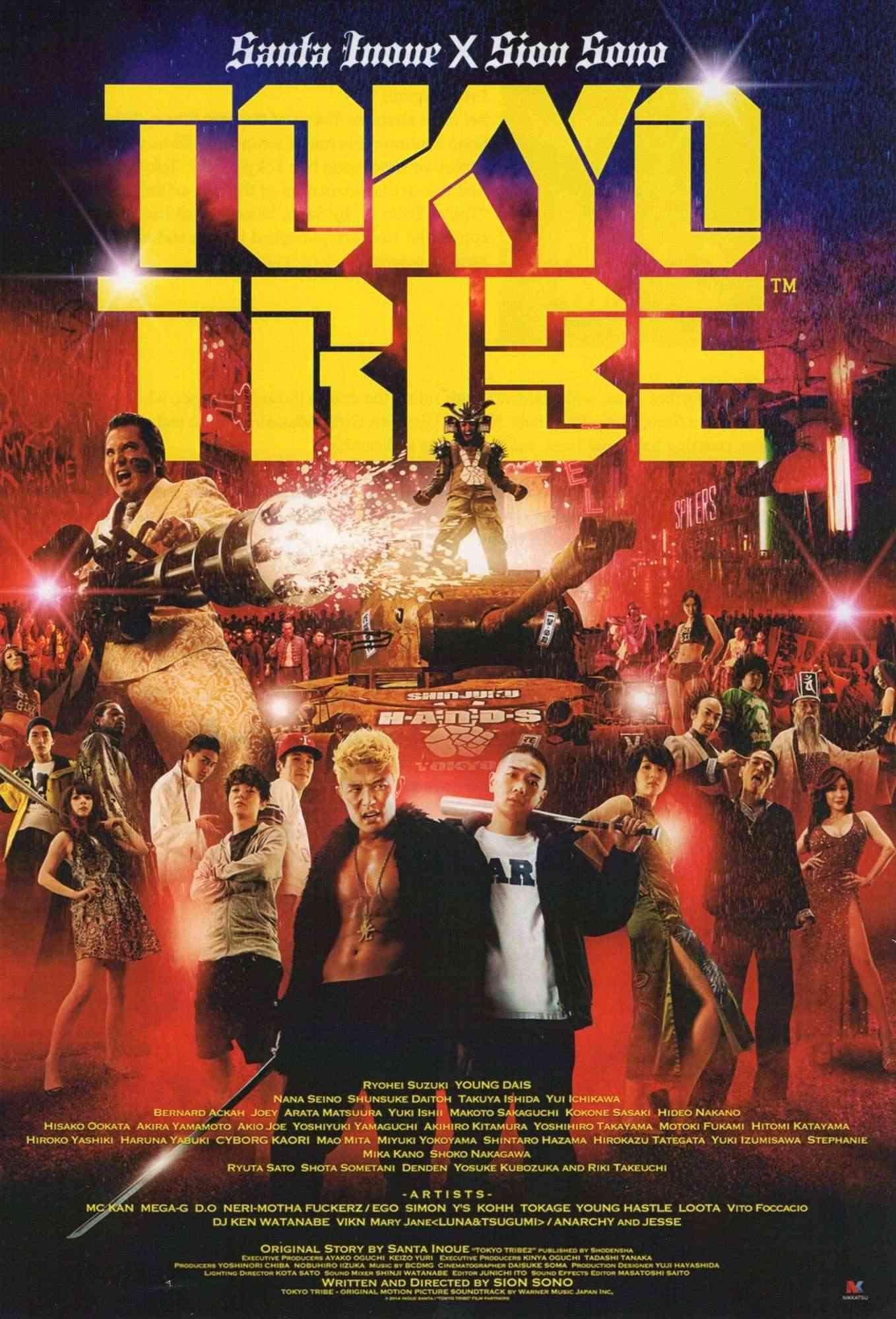 Tokyo Tribe Tokyo-10