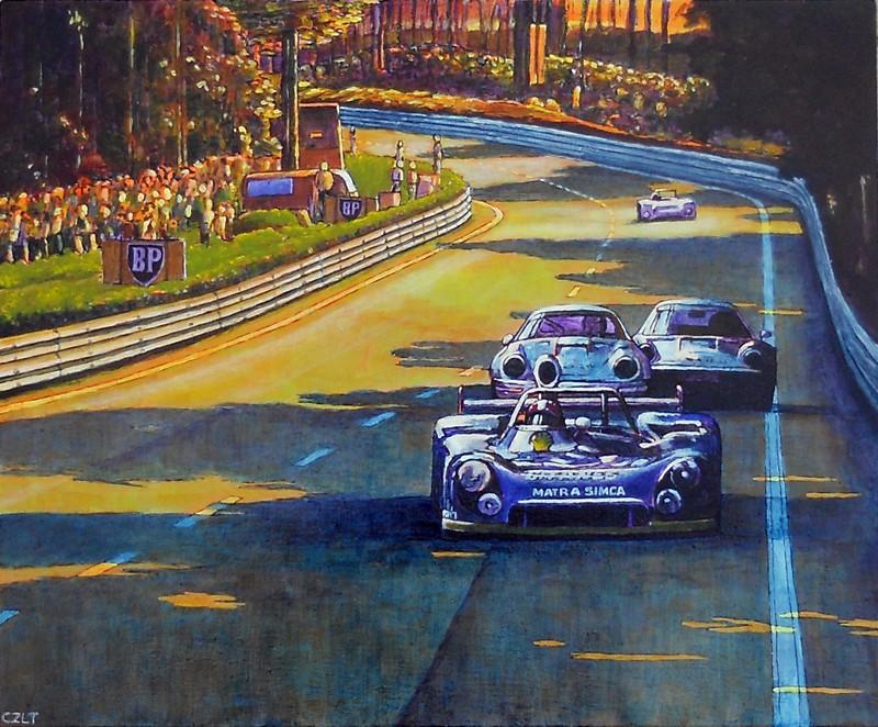 24 heures du Mans 1972 Le_man10