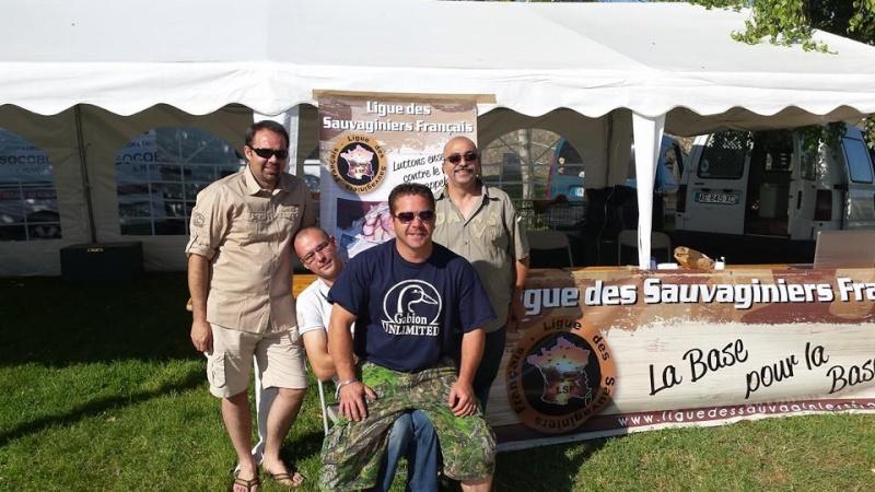 La Ligue des Sauvaginiers Français à Blaye le 7 et 8 juin 10363510