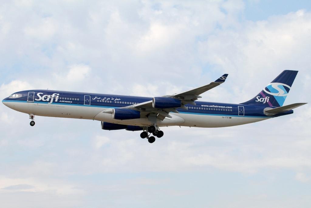 A340 in FRA 17575310