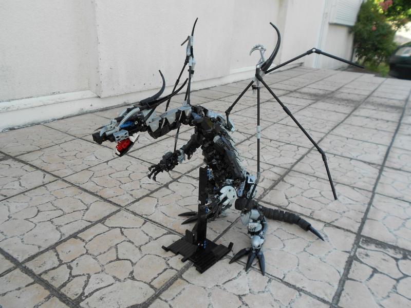 [MOC] MOC du Mois de Juillet 2014 : Agori articulé, Dragon & Dinosaures 111