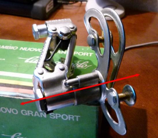 dérailleur AR Campa Gran Sport, une question ... P1080412