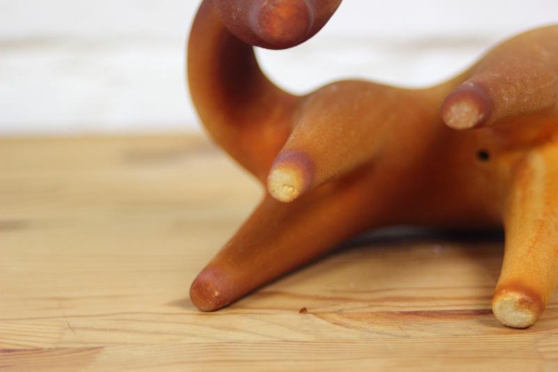 studio ceramic deer ID!? Studik11