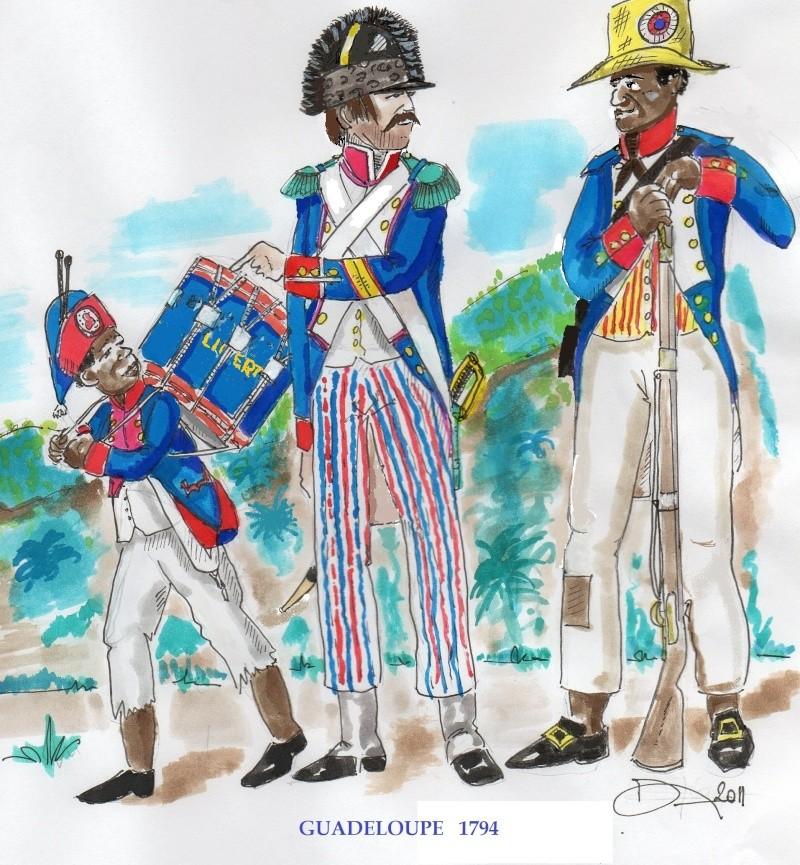 Bataillon des Antilles Guadel10