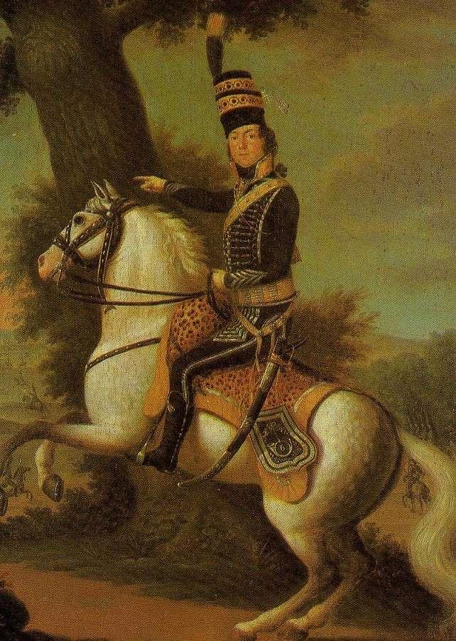 6ème Rgt Chasseur à Cheval 1795 - Atelier Maket Offici13