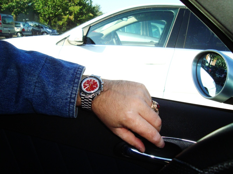 Omega red schumacher  Dsc09112