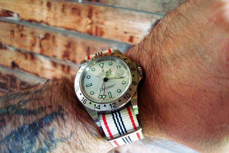 "Rolex Explorer II la ""mal-aimée"" de la marque Dsc09310"