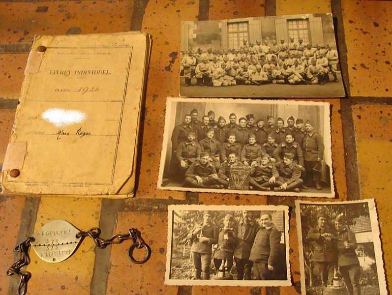Evocation PG France 39/45 via documents et plaques Dsc00214