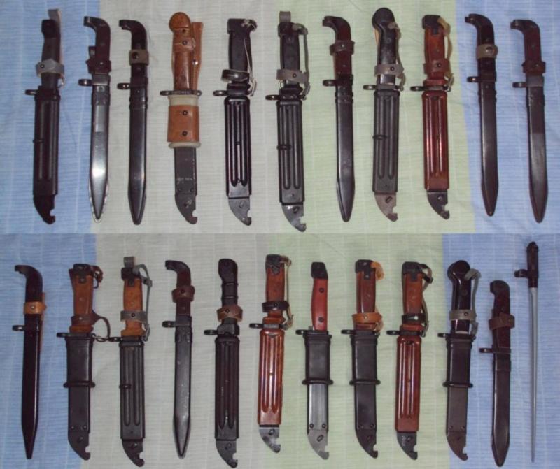 Les Baïonnettes de Kalashnikov. 94993710