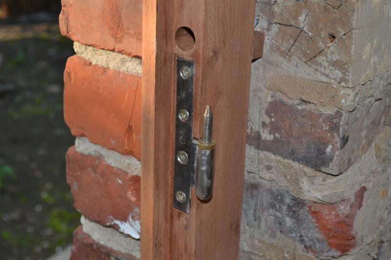 Réalisation de menuiserie extérieur pour un abri jardin Dsc_0912