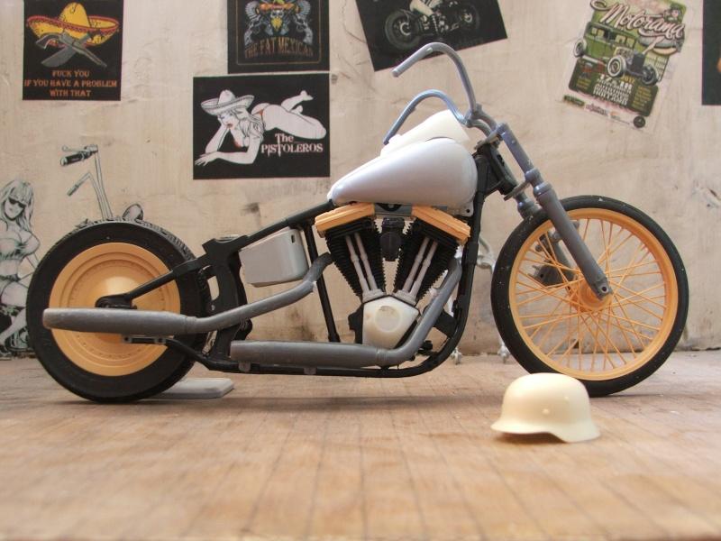 """Harley 1/9 """"eurojapan style"""" Dscf5419"""