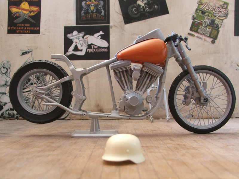 """Harley 1/9 """"eurojapan style"""" Dscf5420"""