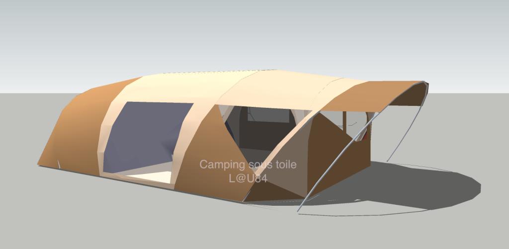 LA TENTE IDEALE - Page 4 Projet10