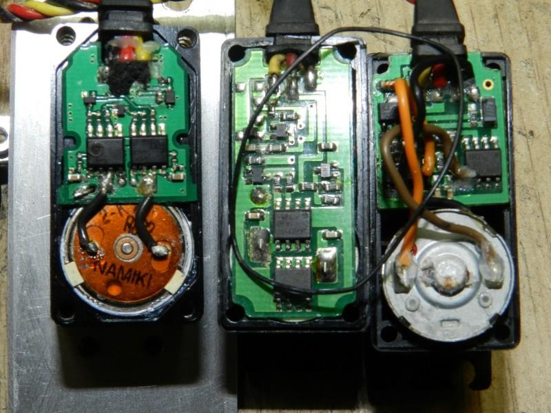 RIP  mon servo Hitec HS-8380TH - Page 2 Hs-83820