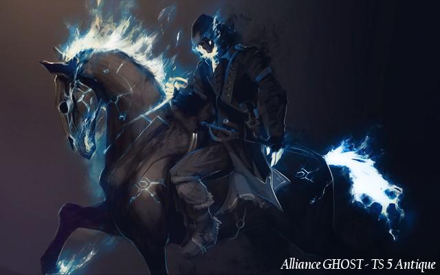 Alliance des Guerriers Fantômes