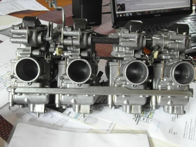 Carburateur Mikuni Mikuni16