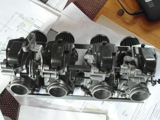 Carburateur Mikuni Mikuni20