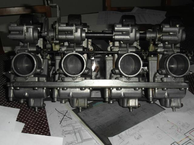 Carburateur Mikuni Mikuni21