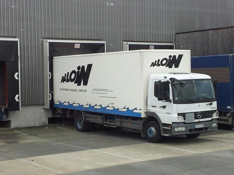 Transports Alloin  (Groupe Kuehne & Nagel) (69) - Page 6 03110