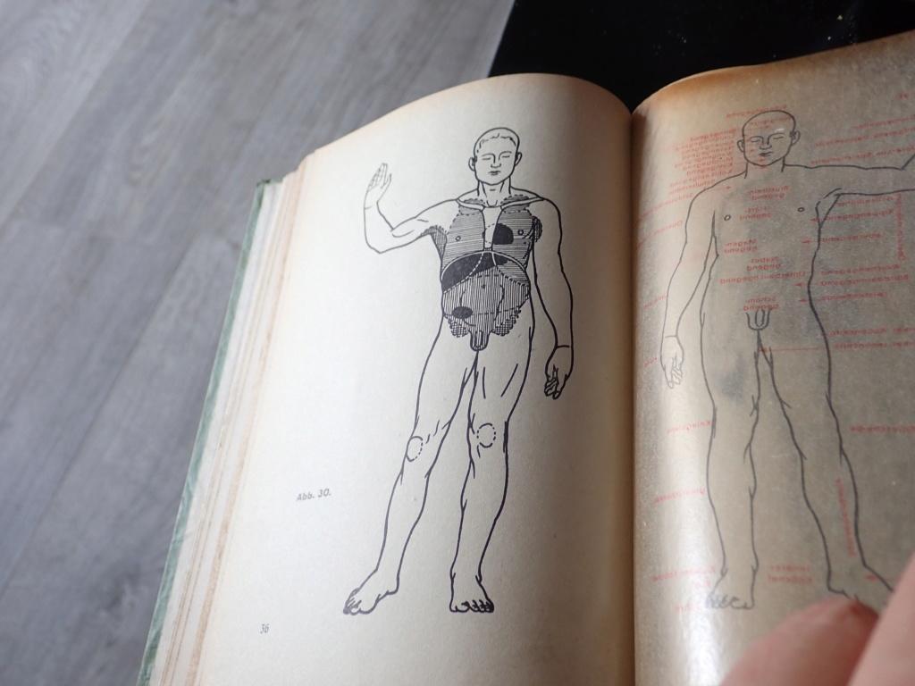 livre allemand d'instruction officiel sur les premiers secours 1941 P9152416