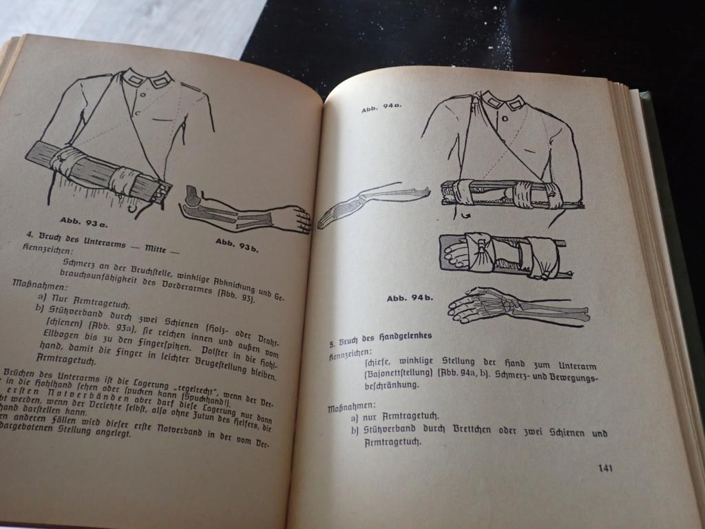 livre allemand d'instruction officiel sur les premiers secours 1941 P9152417