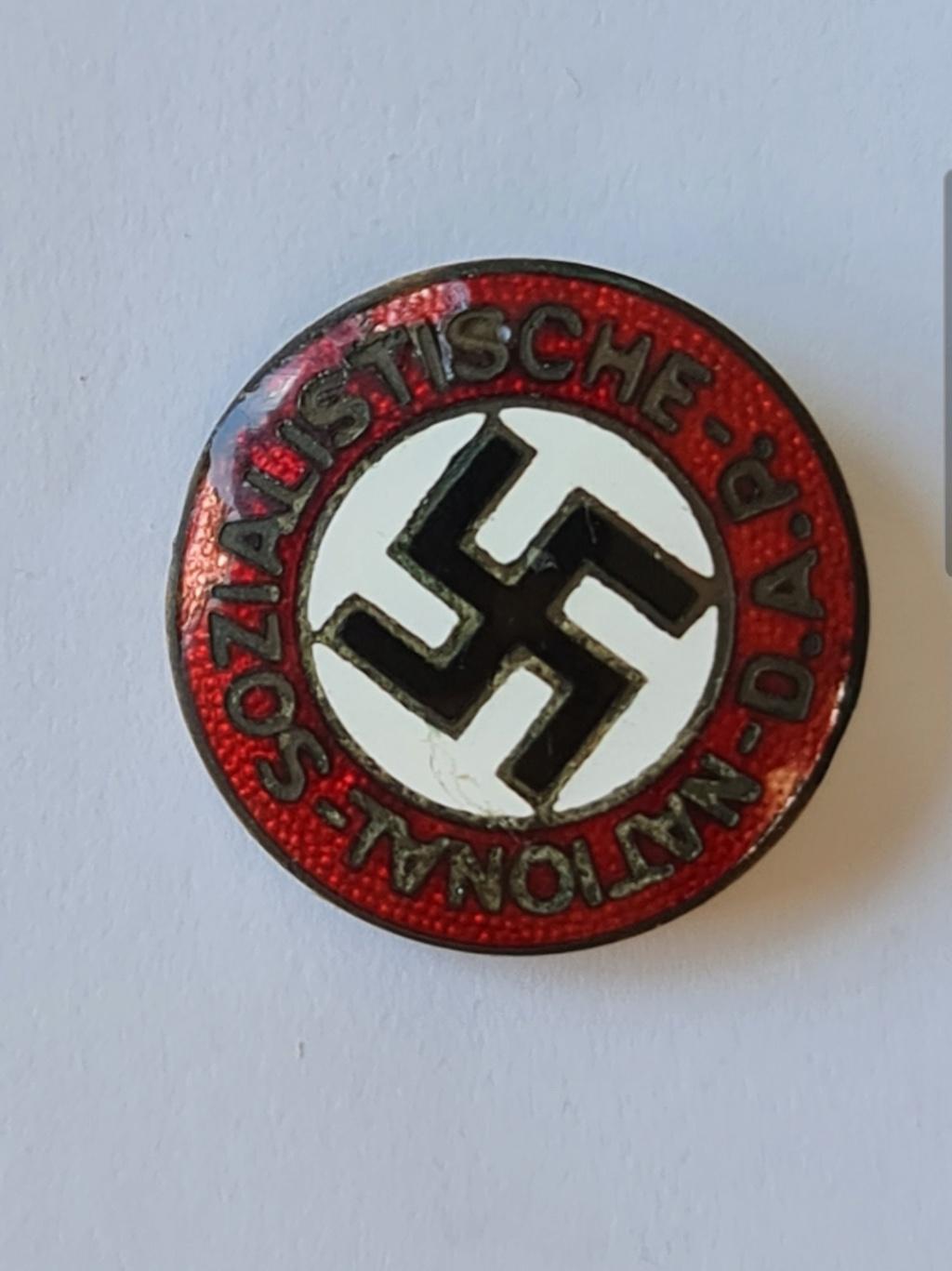 Badge du parti Smarts11