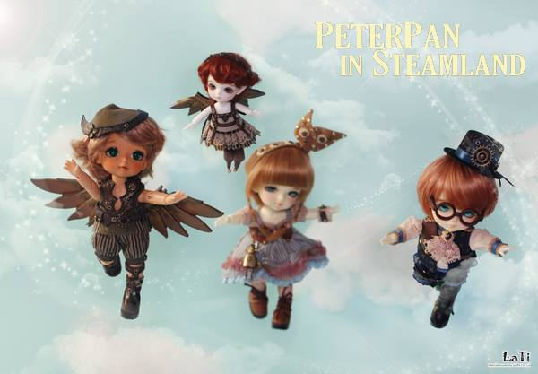 Préoder Septembre 2014 : Peterpan in Steamland - Page 2 10672410