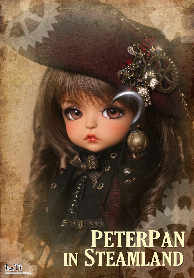 Préoder Septembre 2014 : Peterpan in Steamland 10954_10