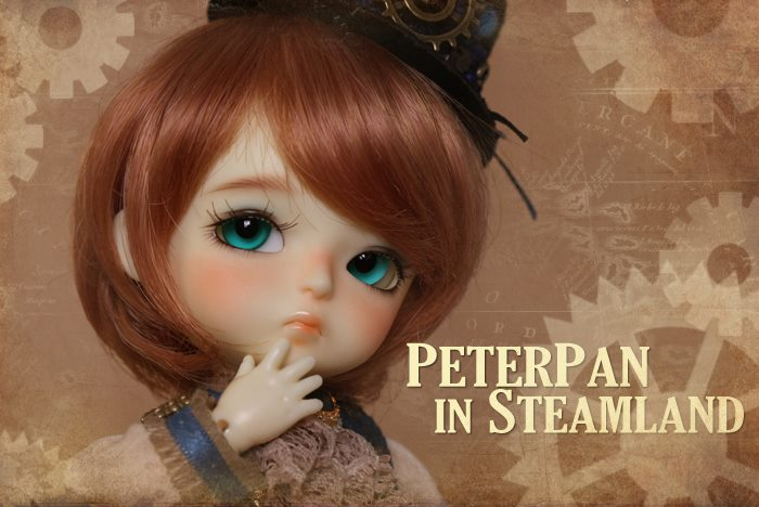 Préoder Septembre 2014 : Peterpan in Steamland 19074410