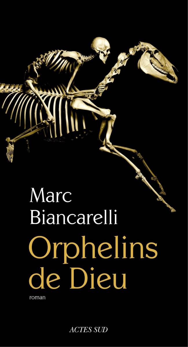 Orphelins de Dieu - Marcu Biancarelli Front_12
