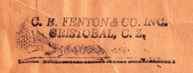 Adresse de couverture - Cristobal - (Zone du Canal) Adress10