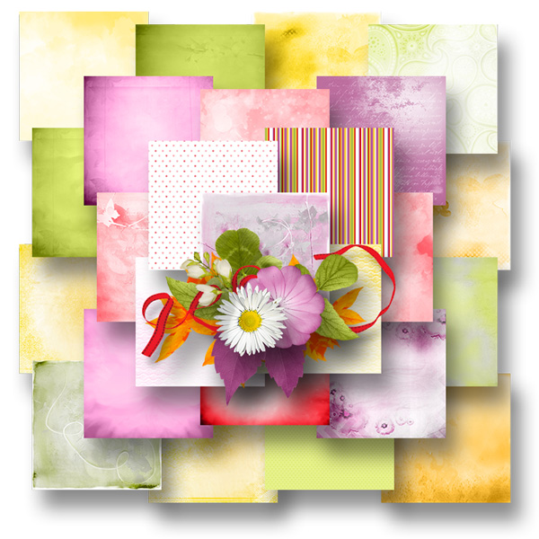 """"""" Fruity Freshness """" S.Designs  Sdesig12"""