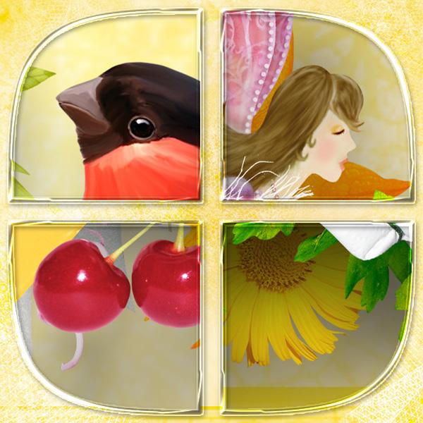 """"""" Fruity Freshness """" S.Designs  Sdesig13"""