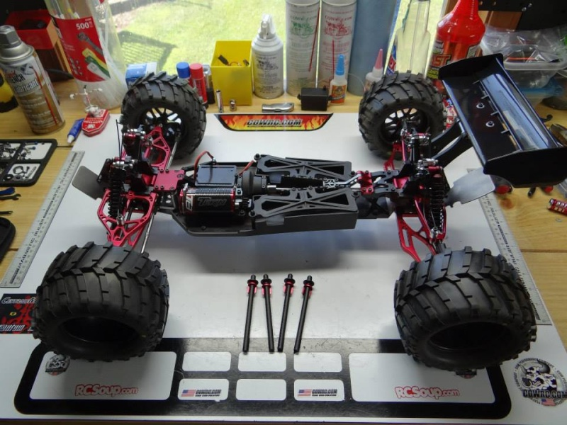 Ph@ntom Maxx chassis 10402510