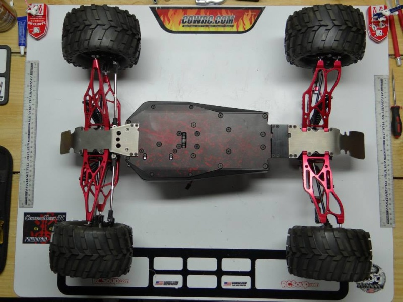 Ph@ntom Maxx chassis 10522510