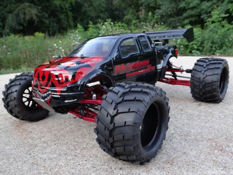 Ph@ntom Maxx chassis 10563110