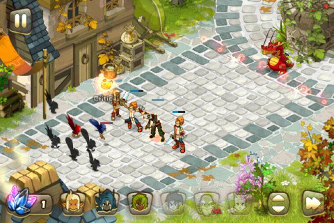 Những MMORPG đánh theo lượt xuất sắc 160